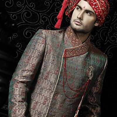 Sherwani – A Sign of Affluent Traditional Style