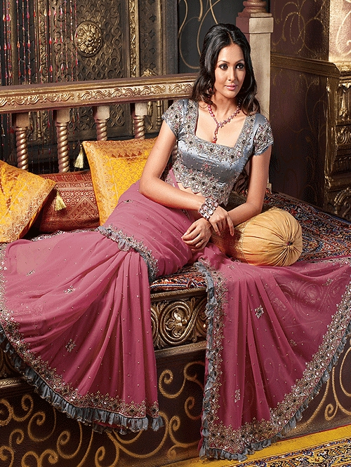Indian Wedding Sarees – A dream of every Indian Bride