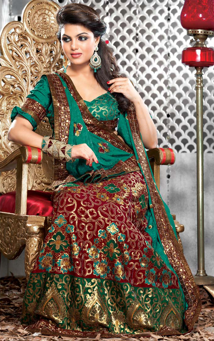 Best Collections of Bridal Lehenga Online