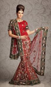 Fancy Lehenga Cholis for Bridal