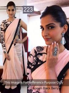 latest bollywood replica sarees
