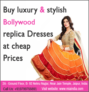 Buy bollywood dresses India