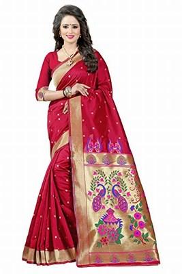 Partywear Jaipur Silk Sarees