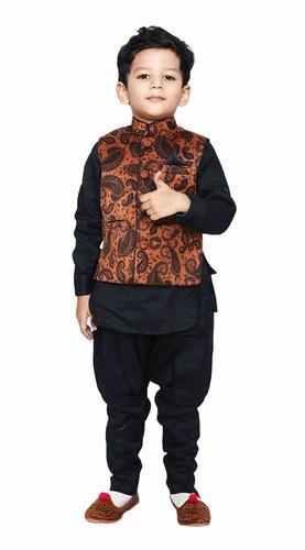 Churidar Kurta Pajama for Little Boy