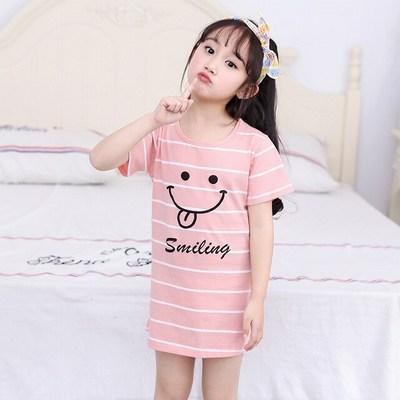 Baby Girl Short Nighty, Kids Night Dress