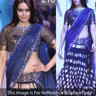 Beautiful Bipasa Basu in Designer Lehenga-0