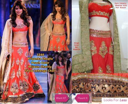 Priyanka Chopra's Fabulous Lehenga-0