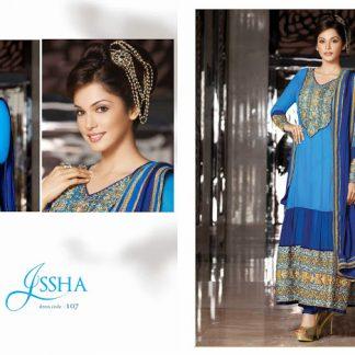 Bollywood Beauty Esha Kopikar in Floor Length Anarkali Suit-0