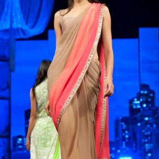 Gorgeous Designer Saree Designed by Manish Malhotra-0